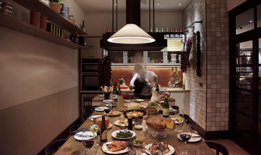 Private Dining Room in Battersea